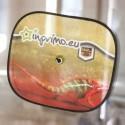 Brelok odblaskowy Miś plastikowy